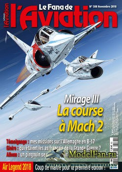 Le Fana de L'Aviation №11 2018 (588)