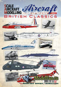 Aircraft in Profile Volume 01 - British Classics