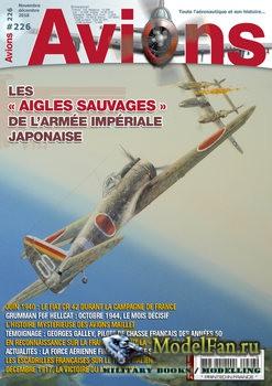 Avions №226 (Ноябрь/Декабрь 2018)