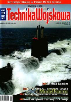 Nowa Technika Wojskowa 1/2005