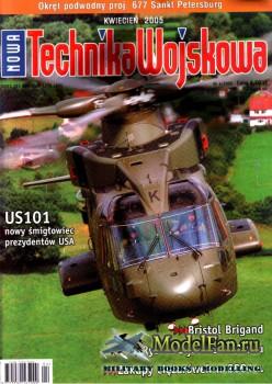 Nowa Technika Wojskowa 4/2005