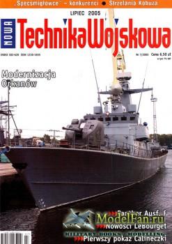 Nowa Technika Wojskowa 7/2005