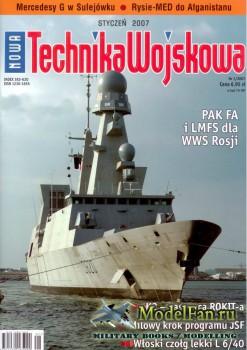 Nowa Technika Wojskowa 1/2007