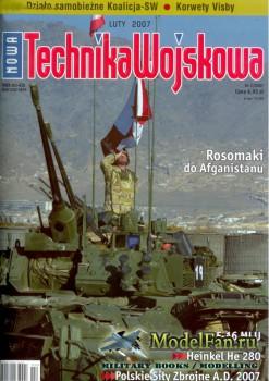 Nowa Technika Wojskowa 2/2007