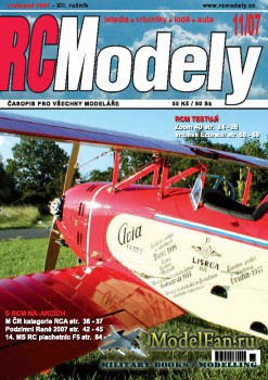 RC Modely 11/2007