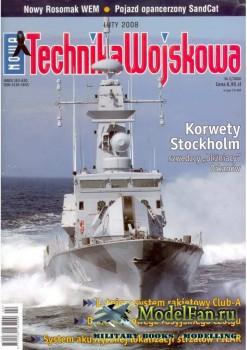 Nowa Technika Wojskowa 2/2008