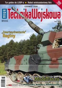Nowa Technika Wojskowa 6/2008