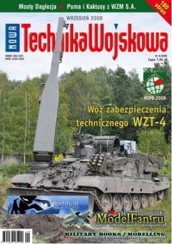 Nowa Technika Wojskowa 9/2008