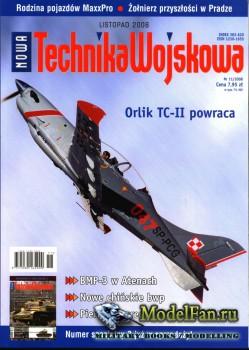 Nowa Technika Wojskowa 11/2008