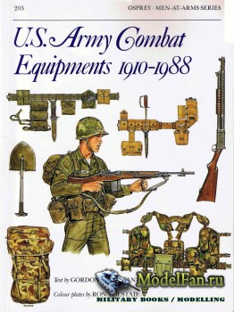 Osprey - Men at Arms 205 - US Army Combat Equipments 1910-1988