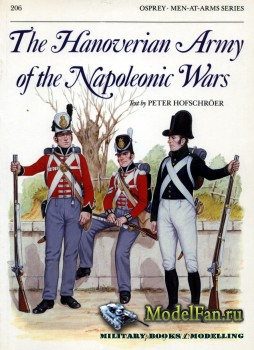 Osprey - Men at Arms 206 - The Hanoverian Army of the Napoleonic Wars