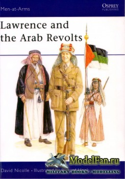 Osprey - Men at Arms 208 - Lawrence and the Arab Revolts