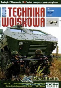 Nowa Technika Wojskowa 5/2009