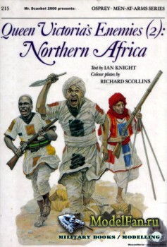 Osprey - Men at Arms 215 - Queen Victoria's Enemies (2): Northern Africa