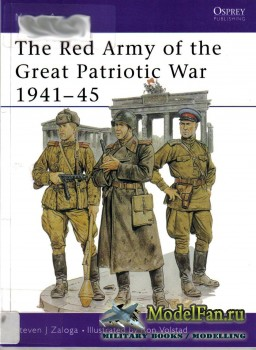 Osprey - Men at Arms 216 - The Red Army of the Great Patriotic War 1941-194 ...