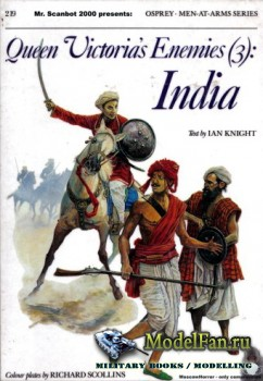 Osprey - Men at Arms 219 - Queen Victoria's Enemies (3): India