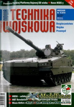 Nowa Technika Wojskowa 9/2010