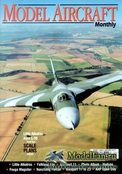 Model Aircraft Monthly April 2002 (Vol.1 Iss.4)