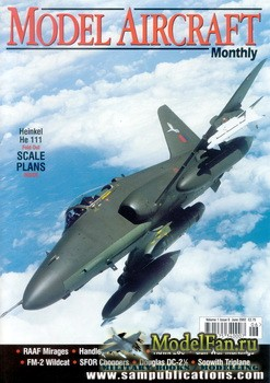 Model Aircraft Monthly June 2002 (Vol.1 Iss.6)