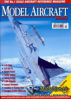 Model Aircraft Monthly July 2002 (Vol.1 Iss.7)