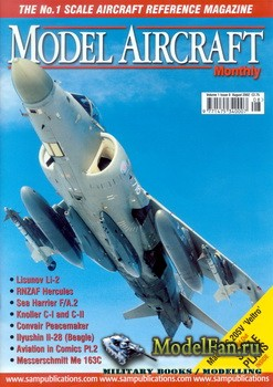 Model Aircraft Monthly August 2002 (Vol.1 Iss.8)