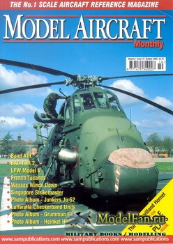 Model Aircraft Monthly October 2002 (Vol.1 Iss.10)
