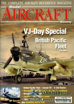 Model Aircraft Monthly August 2005 (Vol.4 Iss.8)