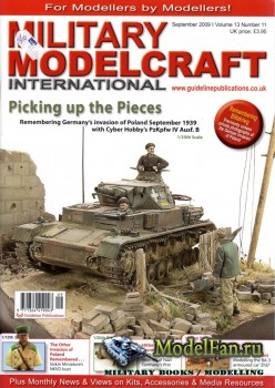 Military Modelcraft International (September 2009) Vol.13 №11