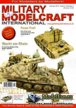Military Modelcraft International (February 2010) Vol.14 №4