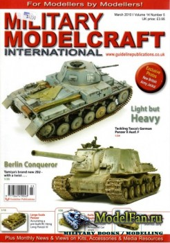 Military Modelcraft International (March 2010) Vol.14 №5