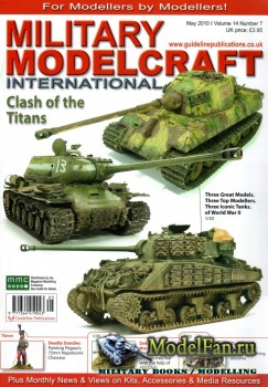 Military Modelcraft International (May 2010) Vol.14 №7