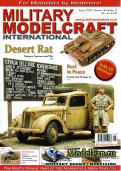 Military Modelcraft International (August 2010) Vol.14 №10