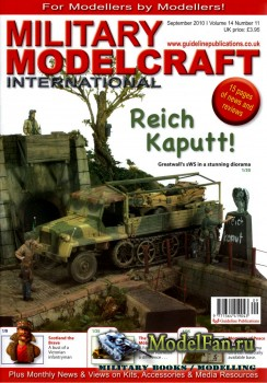 Military Modelcraft International (September 2010) Vol.14 №11