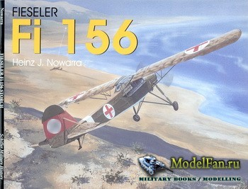 Schiffer Publishing - Fieseler Fi 156 Storch
