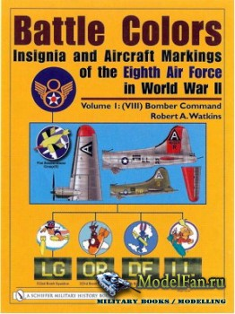 Schiffer Publishing - Battle Colors: Insignia and Aircraft Markings of the  ...