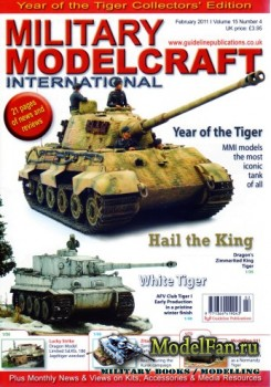 Military Modelcraft International (February 2011) Vol.15 №4