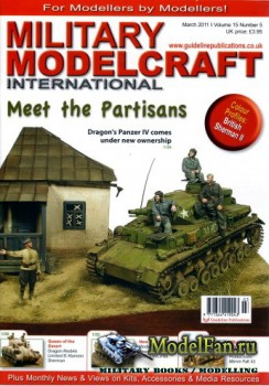 Military Modelcraft International (March 2011) Vol.15 №5