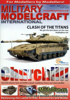 Military Modelcraft International (June 2011) Vol.15 №8