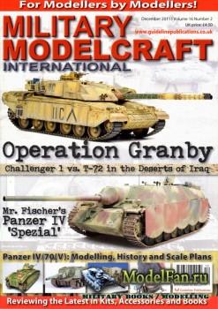 Military Modelcraft International (December 2011) Vol.16 №2