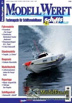 ModellWerft 7/2002