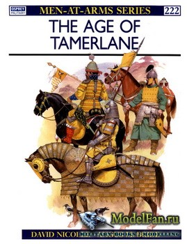 Osprey - Men at Arms 222 - The Age of Tamerlane