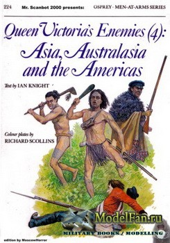Osprey - Men at Arms 224 - Queen Victoria's Enemies (4): Asia, Australasia ...