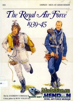 Osprey - Men at Arms 225 - The Royal Air Force 1939-1945