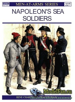 Osprey - Men at Arms 227 - Napoleon's Sea Soldiers
