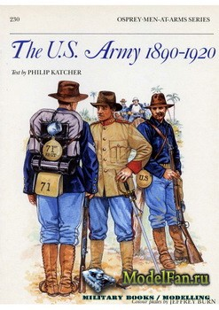 Osprey - Men at Arms 230 - The US Army 1890-1920