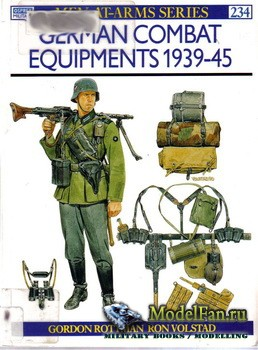 Osprey - Men at Arms 234 - German Combat Equipments 1939-1945