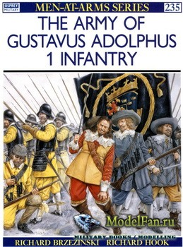 Osprey - Men at Arms 235 - The Army of Gustavus Adolphus (1): Infantry