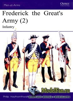 Osprey - Men at Arms 240 - Frederick the Great's Army (2): Infantry