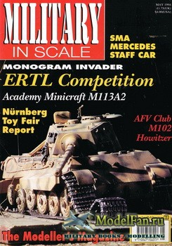Military in Scale №18 (May 1994)