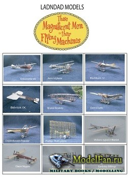 LadnDad Models - Those Magnificent Men in Their Flying Machines